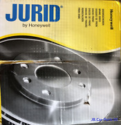 2xjurid Brake Discs 561356j Front Andoslash260mm For Ford Scorpio And Tvr 350 Cabriolet