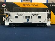 K-line Southern Pacific Police Bay Vision Smoking And Lighted Caboose K612-2034
