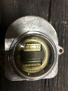 1936 Ford Deluxe Truck Pickup Car Oil Fuel Gauges No Reserve Flathead 1935