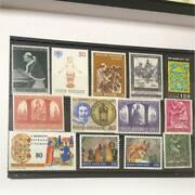 New Year Vatican Stamps