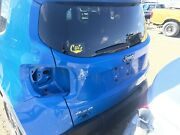 2015-2018 Jeep Renegade Tail Gate Trunk Blue