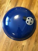 Weber Master-touch 22 Lid And Bowl - Deep Ocean Blue New Replacement Parts