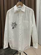 Jc De Castelbajac X Tom And Jerry Shirts White Made In Italy