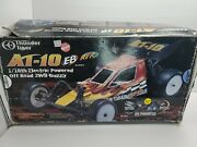 Vintage Thunder Tiger At-10 1/10th Electric Powered Off Road 2wd Buggy For Parts