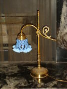 Brass Piano Desk Lamp With Adjustment