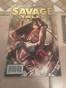 Savage Tales 3 Variant Gold Foil Only 225 Copies Produced Super Rare