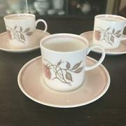 Susie Cooper Talis Coffee Cup Saucer Guests