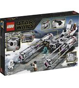 Lego Star Wars The Rise Of Skywalker Resistance Y-wing Starfighter 75249