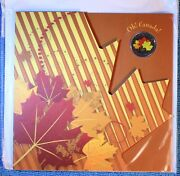 Canada 2010 - Oh Canada Gift Set - Special Maple Leaves Quarter 25 Cents