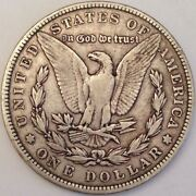 1901 Doubled Die Reverse Morgan Silver Dollar - Highly Sought-after Rare Variety