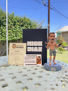 Nick Diaz Mma Bobblehead Signed Autographed Ufc Diaz Brothers 209 - Limited