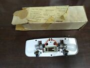 Nos Gm 69-90 Chevy Pont Buick Olds Caddy Dual Dome Lamp Reflector Housing