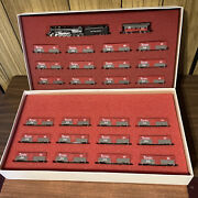 Con Cor New York Central Pacemaker Freight Service N Scale 8404 And 840412 Rare