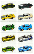 Hot Wheels Fast And Furious Five Pack Customs See Description And Photos