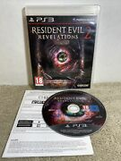 Resident Evil Revelations 2 Sony Playstation 3 Ps3 Tested Survival Pal Import