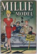 Millie The Model 3 1946 Timely Comics