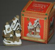 David Winter Cottages Christmas Ornaments 92 Fred's Home H