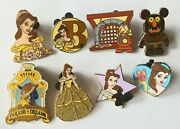 Disney's Beauty And The Beast 8 Pins