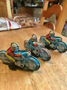 Vintage 1950s Tin Toys Made In Japan