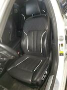 16 17 18 19 750i Left Front Seat Bucket Leather Heated And Cooled Massage