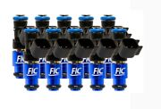 1650cc Fic Fits Bmw E60 V10 Fuel Injector Clinic Injector Set High-z