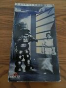 Rare Vhs Black And White The Invisible Boy Sci-fi Oop 1957 Robby The Robot Origina