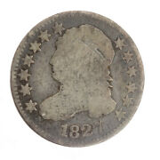 1827 Capped Bust Dime G Good Jo/252