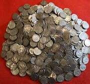 Buffalo Indian Nickels Full Date And Mixed Mint Coins Vg-vf 1 Roll/40 Coin W/20and039s