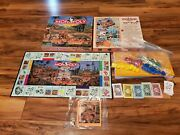 Monopoly Junior Digand039n Dinos Parker Brothers 100 Complete 1990