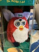 1999 Santa Holiday Christmas Special Limited Edition Furby New In Sealed Box