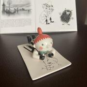 Arabia Moomin Series Little My Pottery Figure Discontinued Shipping From Jp