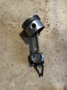 Briggs And Stratton 5hp Engine Piston And Connecting Rod Model 135292 D3/521