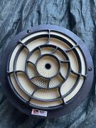 Baldwin Ca4700 P607955 Air Filter Primary Round Powercore. Cracked See Pic