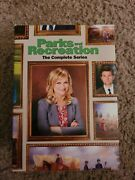Parks And Recreation The Complete Series Dvd Read Description See Photos