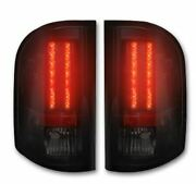 Recon Accessories Tail Light Assembly - Led 264175bk