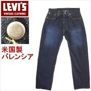 Levi And039s Jeans 501 501xx Leviand039s Made In The U.s. Denim Thrift Bread Valencia
