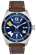 Citizen - Mickey Mouse Vintage Sport Watch With Eco Drive Technology