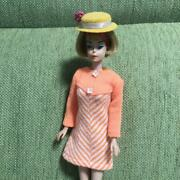 Vintage Barbie Dolls Francie Doll Outfit Japanese Specifications For Japan Only