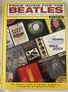 The Beatles- Price Guide For The American Records Perry Cox And Frank Daniels.
