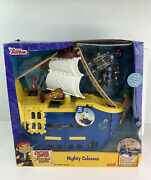 Captain Jake And The Neverland Pirates Mighty Colossus Brand New / Damaged Box