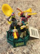 The Beatles Yellow Submarine Band Ornament