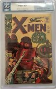 X Men 16 - Pgx Fn+ 6.5 Death Of Dr Trask Cents Cgc