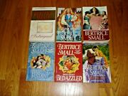 Bertrice Small Lot Of 6 Skyeand039s Legacy Series Historical Romance Set