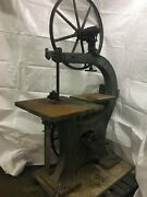 Huge Capacity 36 Resaw / Bandsaw. Logs To Lumber For Sawmill / Woodworking