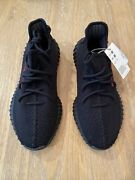 Adidas Yeezy Boost 350 V2 Bred Cp9652 Mens Size 10.5 - Brand New