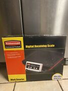 Rubbermaid Pelouze Scale With Remote Display - 400-lb180 Kg Capacity