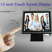 15touch Screen Lcd Display Monitor,touch Screen Cash Register System Pos Stand