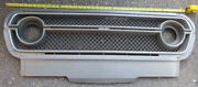 1976 Amc Gremlin Front Grill Plastic Used Orig Some Tabs Missing 76