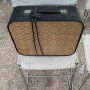 Vintage 1960s Victoria Suitcase Amp Made In Japan