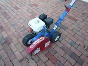 E-z Trench Wire Cable Burying Trencher Installs Pet Fence/robot Mower Perimeter